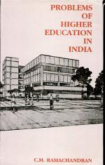 Problems of Higher Education in India