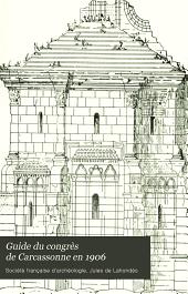 Guide du congrès de Carcassonne en 1906
