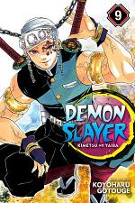 Demon Slayer: Kimetsu no Yaiba, Vol. 9