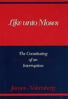 Like Unto Moses PDF