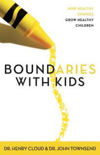 Boundaries with Kids Book