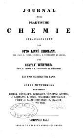 Journal für praktische Chemie: Band 61
