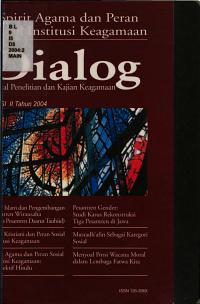 Karya ilmiah penelitian agama dan masyarakat seri  Ketakwaan kepada Tuhan Yang Maha Esa dalam berbagai sistem sosial budaya masyarakat di Indonesia PDF