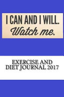 Exercise and Diet Journal 2017 PDF