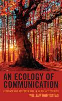 An Ecology of Communication PDF