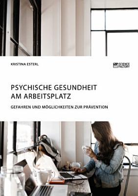 Psychische Gesundheit am Arbeitsplatz PDF