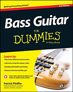 Bass Guitar For Dummies PDF