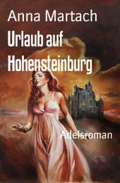 Urlaub auf Hohensteinburg: Adelsroman