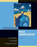 Introducing Public Administration Value Package  Includes Public Administration Workbook  PDF