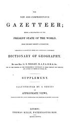 A New And Comprehensive Gazetteer Book PDF
