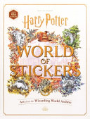 Harry Potter World of Stickers