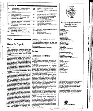 La Voz PDF