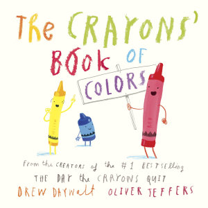 The Crayons  Book of Colors