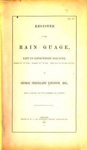 Register of the Rain Gauge PDF