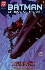 Batman: Shadow of the Bat (1992-) #72
