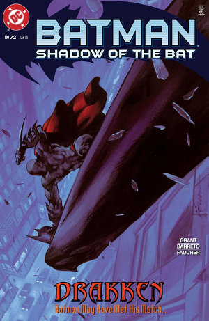 Batman  Shadow of the Bat  1992    72