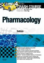 Crash Course: Pharmacology Updated Edition - E-Book