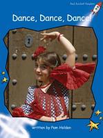 Dance  Dance  Dance   Readaloud  PDF