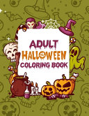 Adult Halloween Coloring Book PDF