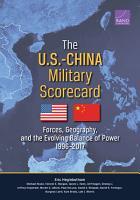 The U S  China Military Scorecard PDF