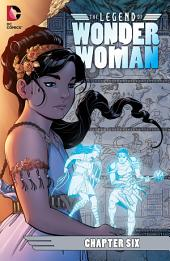The Legend of Wonder Woman (2015-) #6