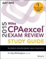 Wiley CPAexcel Exam Review 2015 Study Guide July PDF