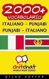 2000+ Italiano - Punjabi Punjabi - Italiano Vocabolario