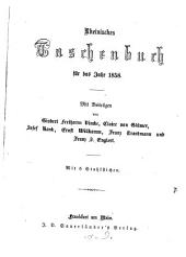Rheinisches Taschenbuch auf das Jahr ...
