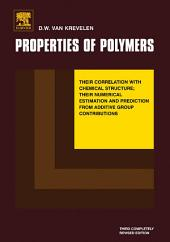 Properties of Polymers: Edition 3