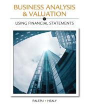 Business Analysis Valuation: Using Financial Statements: Edition 5
