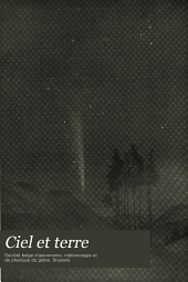 Ciel et terre: Volume31