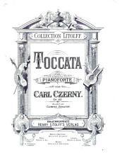 Toccata für Pianoforte, op. 92