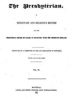 The Presbyterian PDF