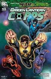 Green Lantern Corps (2006-) #59