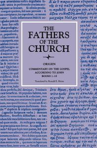 Commentary on the Gospel of John Book