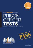 Prison Officer Tests PDF