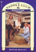 Saddle Club Book 10  Riding Camp PDF