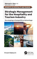 Strategic Management for Hospitality and Tourism Industry