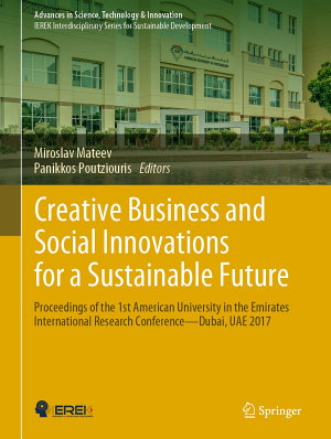 Creative Business and Social Innovations for a Sustainable Future