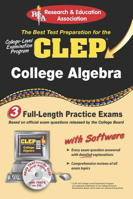 CLEP College Algebra PDF
