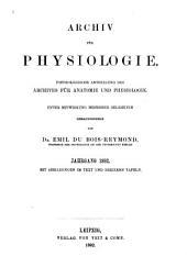 Archiv für Anatomie und Physiologie: Physiologische Abteilung