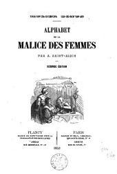 Alphabet de la malice des femmes