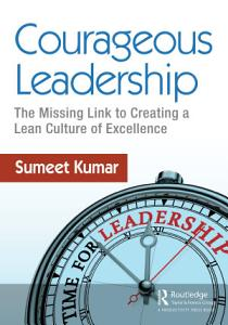 Courageous Leadership Book