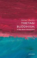 Tibetan Buddhism  A Very Short Introduction PDF
