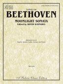Moonlight Sonata (Sonata No. 14 in C-Sharp Minor, Op. 27, No. 2)