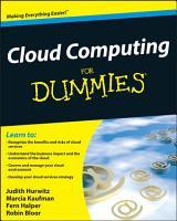 Cloud Computing For Dummies PDF