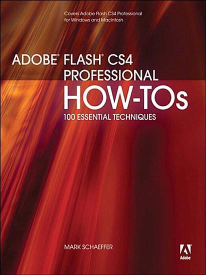 Adobe Flash CS4 Professional How Tos PDF