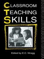 Classroom Teaching Skills PDF