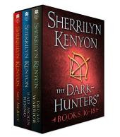 The Dark-Hunters, Books 16-18: (Dream Warrior, Bad Moon Rising, No Mercy)