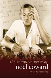 The Complete Verse of Noel Coward